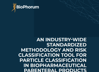An industry-wide standardized methodology and risk classification for particulate classification
