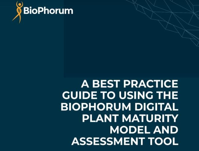 How does your digital plant maturity compare?