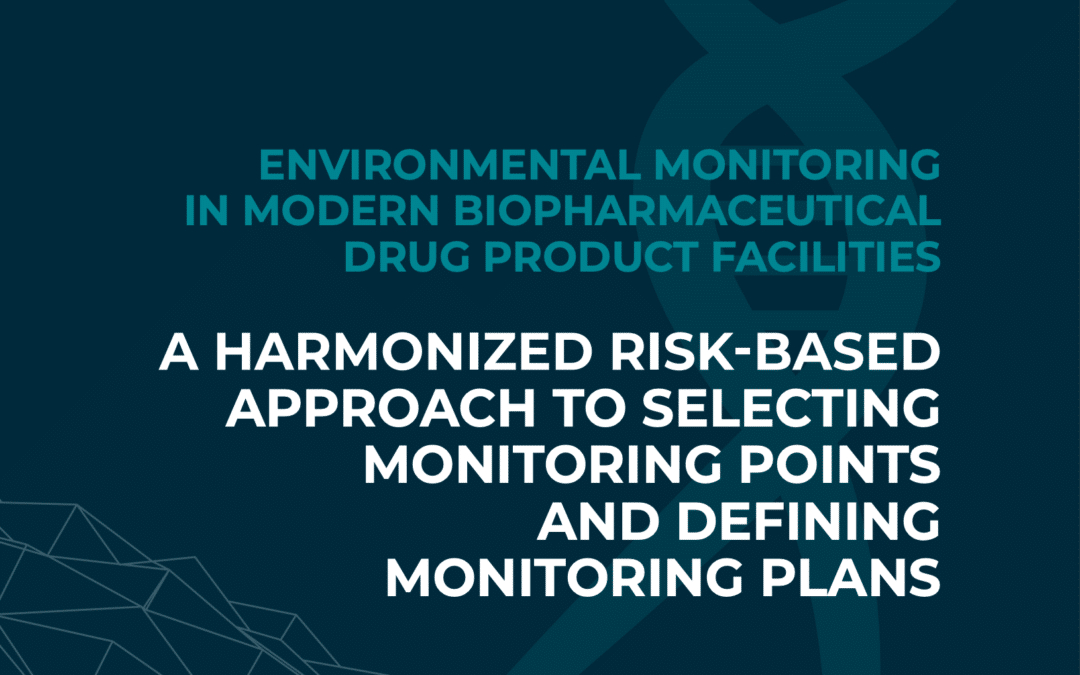 Environmental Monitoring (EM): A harmonized risk-based approach to selecting monitoring points and defining monitoring plans