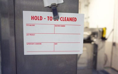 Shared Clean-in-Place Systems: To share or not to share?